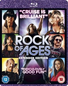 Rock of Ages (Bevat UltraViolet Copy)