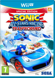 Sonic & All Stars Racing Transformed - Limited Edition