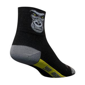 Sockguy Silverback Cycling Socks