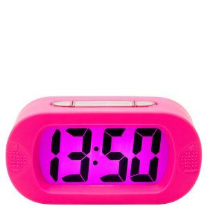 Karlsson Alarm Clock - Gummy Pink