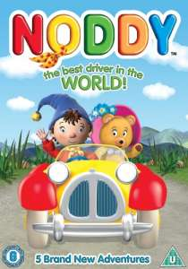 Noddy - Best Driver In The World