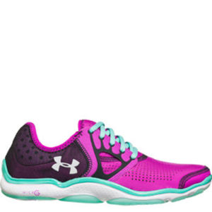 Under Armour Women's FTHR Radiate Running Shoes - Strobe/White/Black
