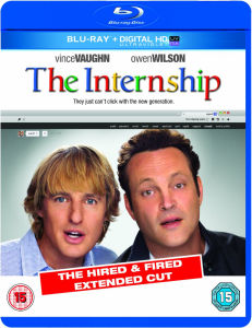 The Internship (Bevat UltraViolet Copy)