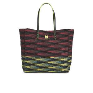 M Missoni Tote Bag - Nero