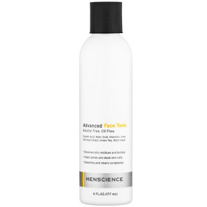 Menscience Advanced Acne Face Tonic 4 oz.