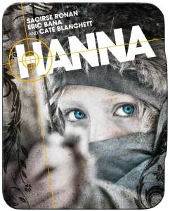 Hanna - Limited Steelbook Edition (Blu-Ray, DVD and Digital Copy)