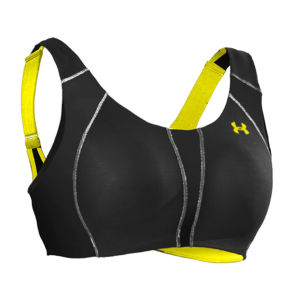 Under Armour Women's Armour Bra - Cup A - Black
