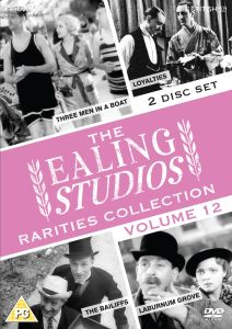 The Ealing Studios Rarities Collection - Volume 12: Three Men in a Boat / The Bailiffs / Loyalties / Laburnum Grove