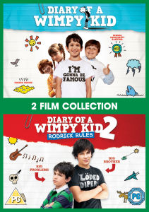 Diary of a Wimpy Kid / Diary of a Wimpy Kid 2