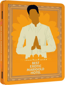 Best Exotic Marigold Hotel - Steel Pack Edition