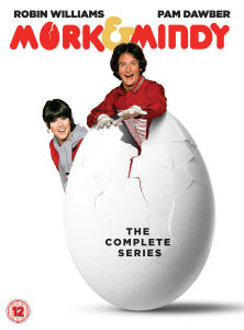 Mork & Mindy - The Complete Series