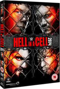 WWE: Hell In A Cell 2014