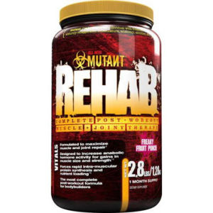 Mutant Rehab palautumisvalmiste