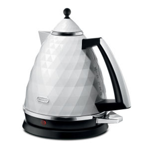De'Longhi KBJ3001 Brilliante Kettle - White