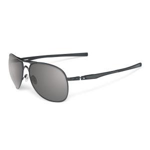 Oakley Men's Plaintiff Matte Sunglasses - Black