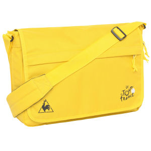 Le Coq Sportif Tour de France Messenger Bag - Yellow