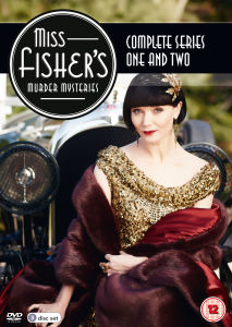 Miss Fisher's Murder Mysteries - Series 1 & Series 2