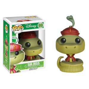 Disney Robin Hood Sir Hiss Pop! Vinyl Figure