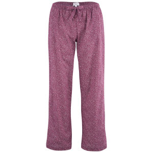 Derek Rose Women's Dixie 1 Trousers - Berry