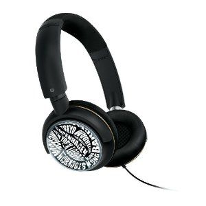 Philips Headband Headphones with Exchangable Covers - Black (SHL8800/10)