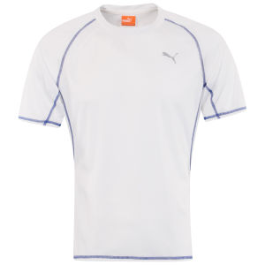 Puma Men's Drycell Running T-Shirt - White