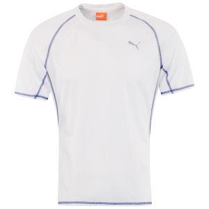 Puma Men's Drycell Running T-Shirt - White