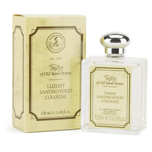 Taylor of Old Bond Street Sandalwood Cologne (100ml): Image 2