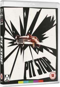 Pit Stop - Double Play (Blu-Ray en DVD)