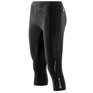 Skins Women's A200 3/4 Tights - Black