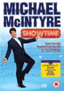 Michael McIntyre: Showtime (Bevat UltraViolet Copy)