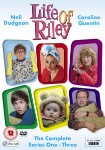 Life of Riley - Series 1-3