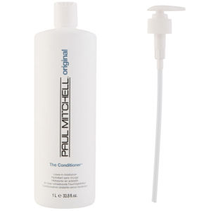 Paul Mitchell The Conditioner (1000 ml) med pump (Bundle)