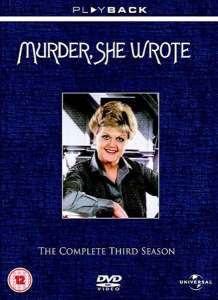 Murder, She Wrote - The Complete 3rd Season