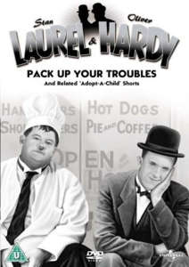 Laurel & Hardy - Pack Up Your Troubles & Related Shorts