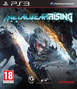 Metal Gear Rising: Revengeance (Includes Cyborg Ninja DLC)