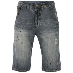 Ringspun Men's Green Creek Shorts - Light