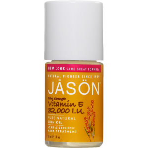 JASON Vitamin E 32,000iu Oil - Scar & Stretch Mark Treatment 30 ml