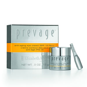 Crema Eye Ultra Protection Anti-Aging SPF15 PREVAGE de Elizabeth Arden.