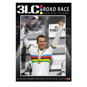 3LC Train With The Manx DVD - Road Race