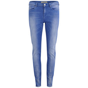 Maison Scotch Women's La Bohemienne Everglades Skinny Jeans - Denim