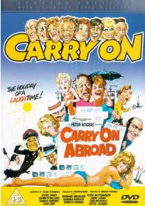 Carry On Abroad (Speciale Editie)