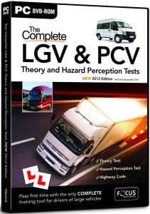 The Complete LGV and PCV Theory and Hazard Perception Tests 2012 Edition