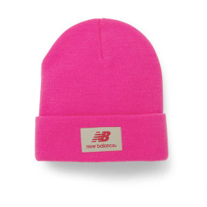 Bonnet Unisexe New Balance -Rose