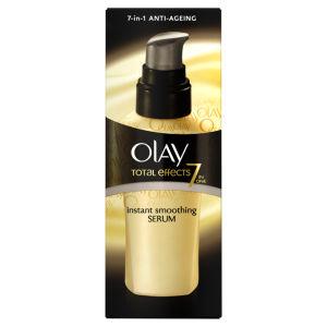 Olay Total EffectsSofortglättendesSerum (50 ml)