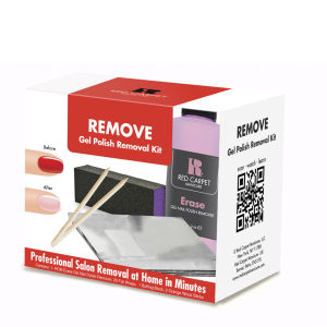 Kit Removedor de Verniz da Red Carpet Manicure