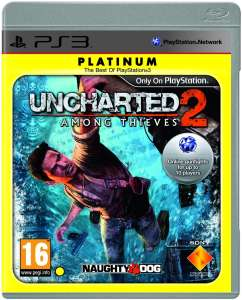 Uncharted 2: Among Thieves (Platinum)