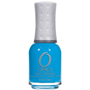 ORLY Blue Collar Nail Lacquer (18ml)