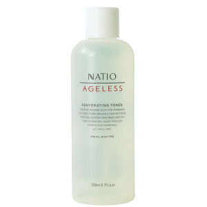 Natio Rehydrating Toner tonik nawilżający (200 ml)