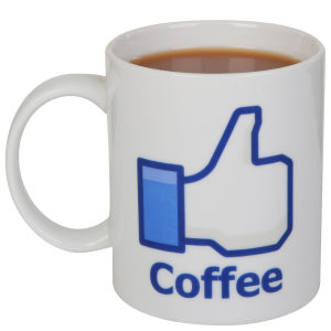 Social Like Mug - Coffee