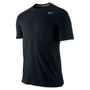 Nike Men's DFCT Short Sleeve T-Shirt - Black
